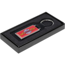Image of Emperor Rectangular Keyring with Box
